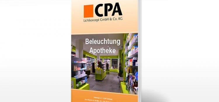 Flyer Apotheke