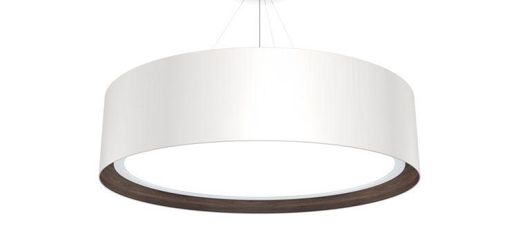LED-Stoffleuchte Lounge